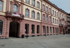 Trier: Alte Post Fassadenarbeiten
